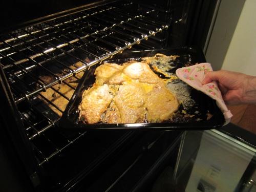 おー!今日はオーブン料理ですね☆