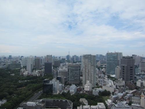 東京スカイツリー!望遠使わないとちょっと小さい。。